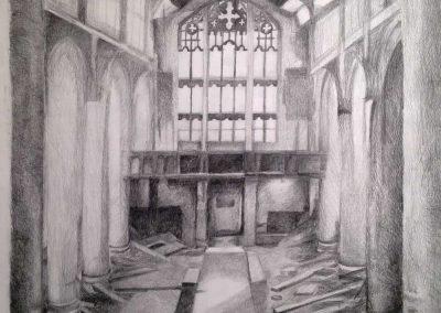Kerk in verval