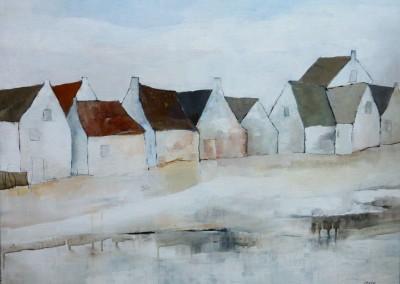 Huisjes in Bretagne